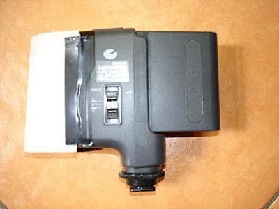 Sony HVL-20DW2 20W Battery Operated Halogen Light-light02.jpg