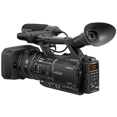Sony Unveils HDR-FX1000 , HVR-Z5J-hvr-z5u.jpg