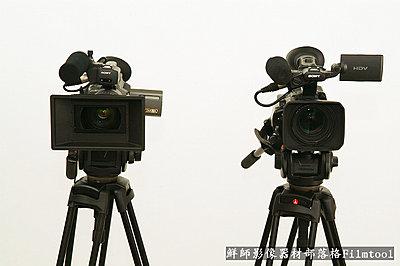 SONY HVR-Z7 &fuji 16X lens PD-150 & Century 0.7X wide angle Converter-sony-pd-150-z7-fuji-lens-3.jpg