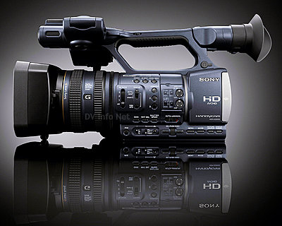 Sony HXR-NX5U and HDR-AX2000 Camcorder-ax2000e.jpg