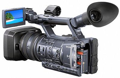 Sony HXR-NX5U and HDR-AX2000 Camcorder-ax2000a.jpg