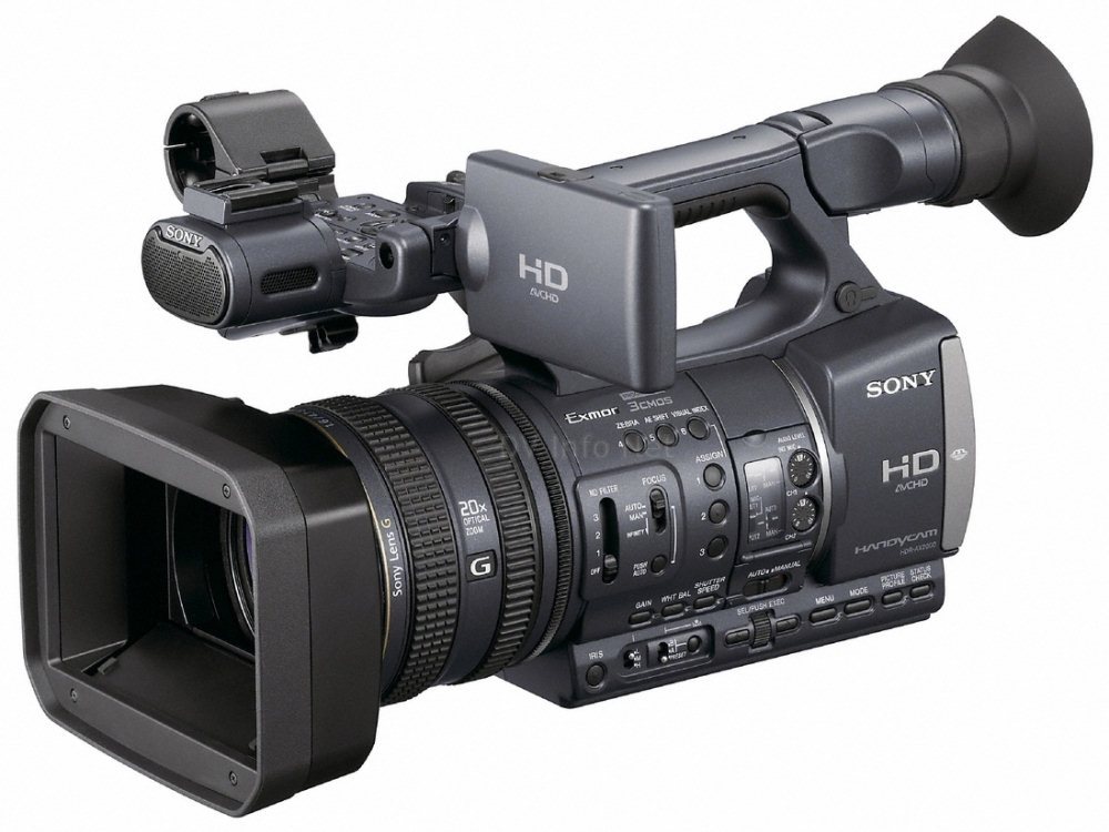 Sony HXR-NX5U and HDR-AX2000 Camcorder at DVinfo.net