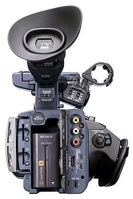 Sony HXR-NX5U and HDR-AX2000 Camcorder-ax2000d.jpg