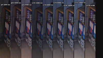 low light comparison rx10, gh3, g6 and cx730-frame.bmp