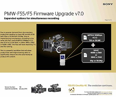Sony Announces Details of v7 Firmware for the F5 and F55-f5-f55-firmware-v7-chart-p3.jpg