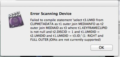 Problem with SDHC card in 34 express card transfer from EX3 ...-error-scanning-device.tiff