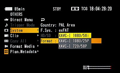 Sony releases PMW-300 firmware v1.20-firmware-v1.2-xavc-options.jpg