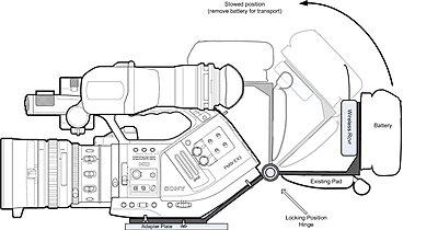 V-lock Battery adaptor for EX3-shoulder-hinge-mount.jpg