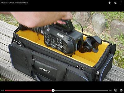 New Sony FS7 4K XDCAM at IBC 2014-image.jpg