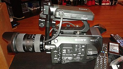 New Sony FS7 4K XDCAM at IBC 2014-fs7.jpg