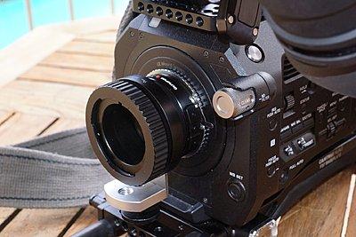 B4 Adapter for Sony FS7 / FS5 or APSC - DIY Model-dsc00082.jpg