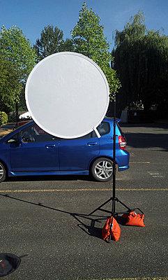SPC: Using reflectors outdoors-r1-sandbags.jpg