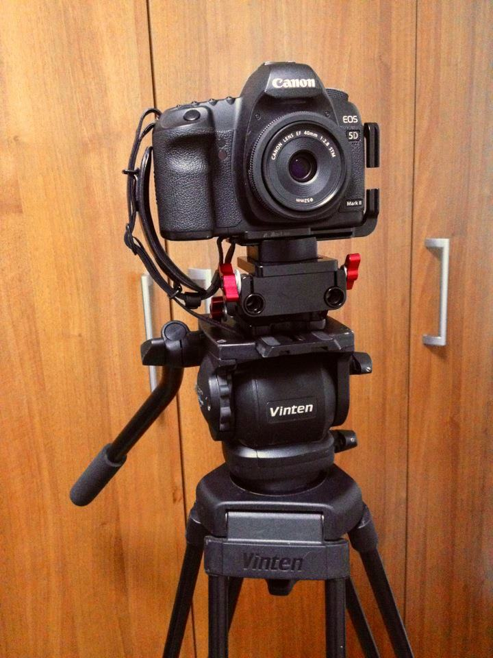 Upgrading from 501HDV: Vinten VB or Sachtler DSLR/FSB-6