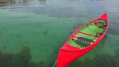 """UWOL#4 """"Born by the sea"""" by Geir Inge B. Brekke-canoe.jpg"""