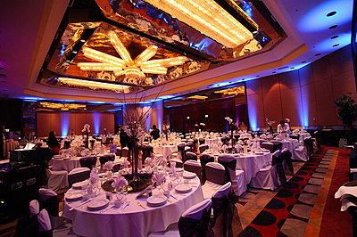 LED Uplights and GOBO for Wedding Reception-uplights3.jpg