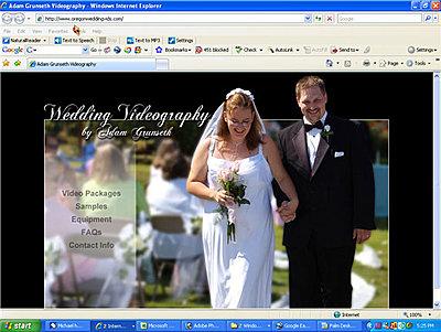 My new wedding video website-adams-website.jpg