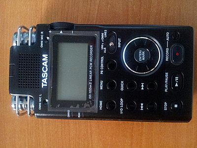 I put recorders everywhere at church. :)-20130722_164106.jpg