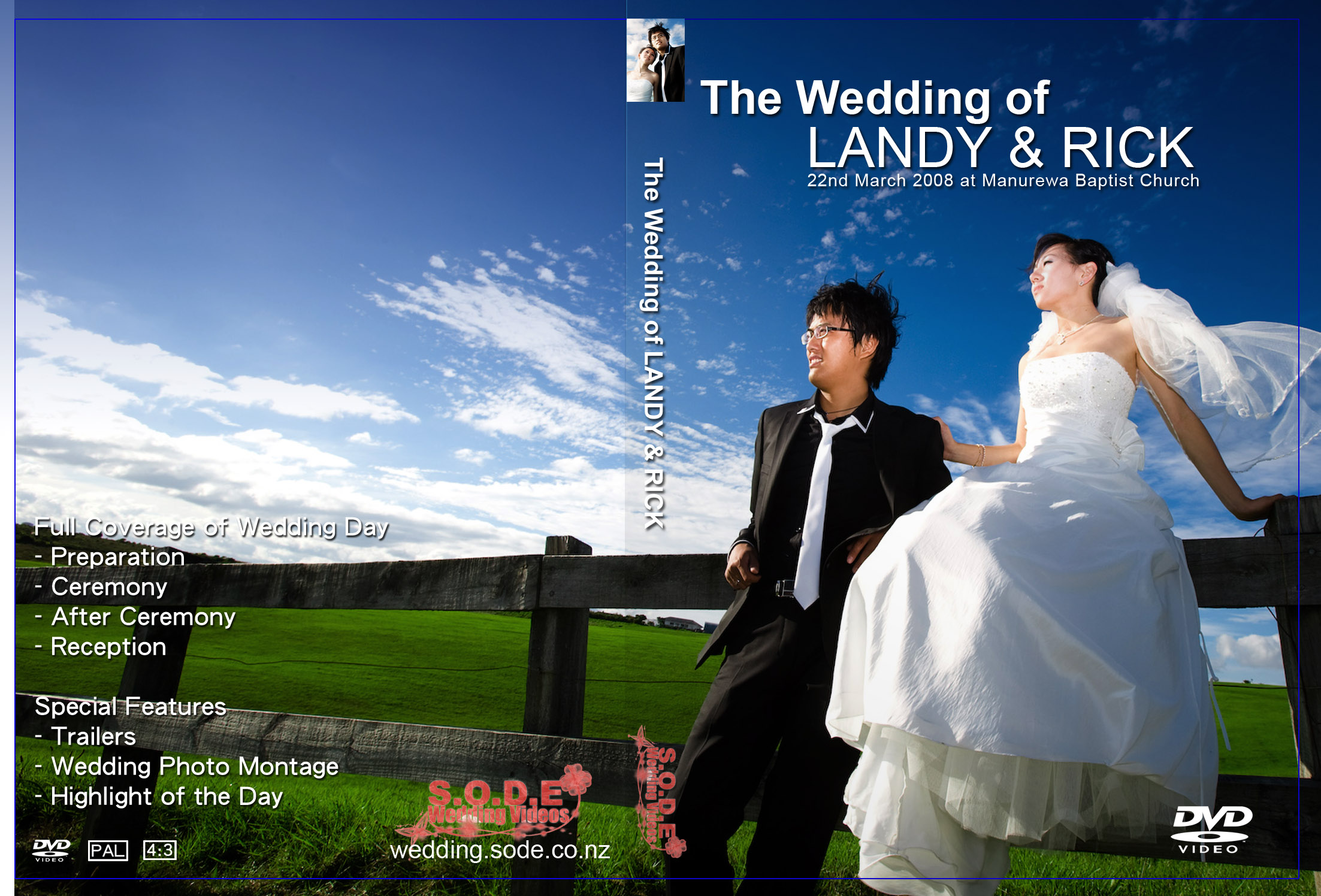 What To Put At The Back Cover Of DVD Dvd Slip Landy
