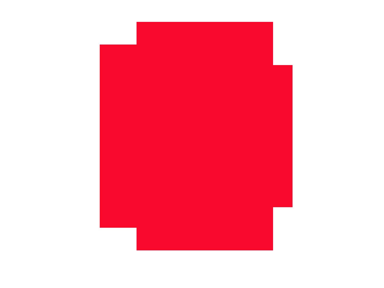X Icon Transparent Universal icon