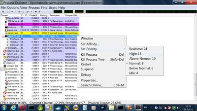 Get Vegas Pro 10.0e to use more than 25% CPU usage (Core i7 Sandy Bridge 2600K)?-vegas-priority.png