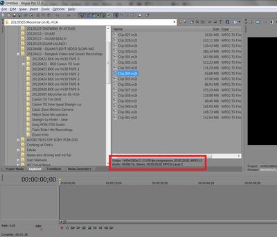 How do I sort files?-vegas-screen.png