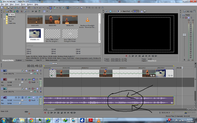 How do you adjust the audio levels in the audio tracks?-audio-track.png