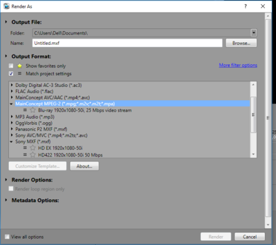 Help with Vegas please-vpro12-matchprojsettings.png