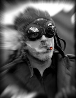 The Smoking Medusa