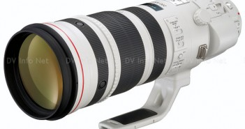 Canon EF 200-400mm f/4L IS USM Extender 1.4x prototype