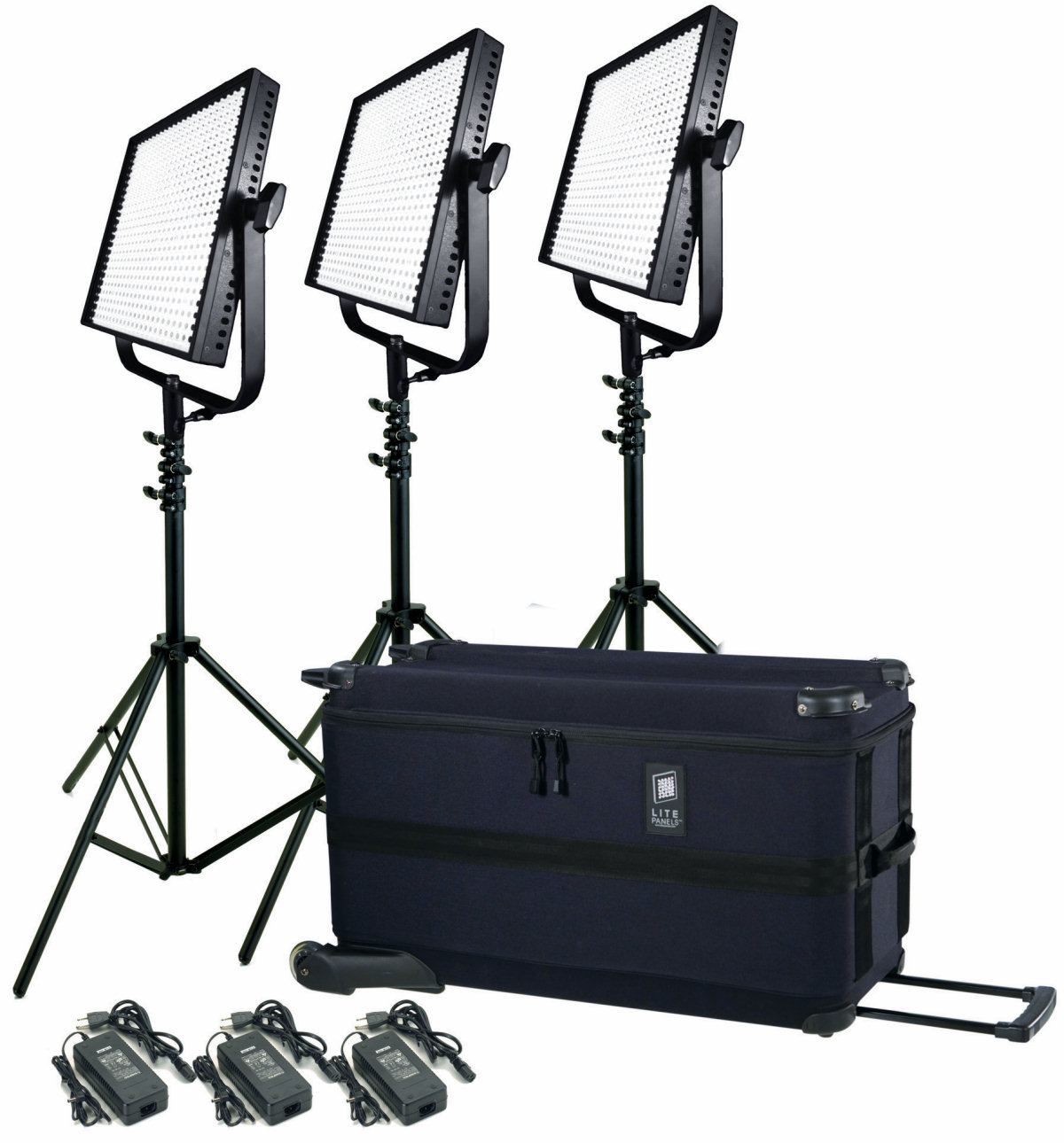 Litepanels New Ls Traveler Led Lighting Kits