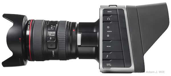 BCC with Canon 24-105mm lens