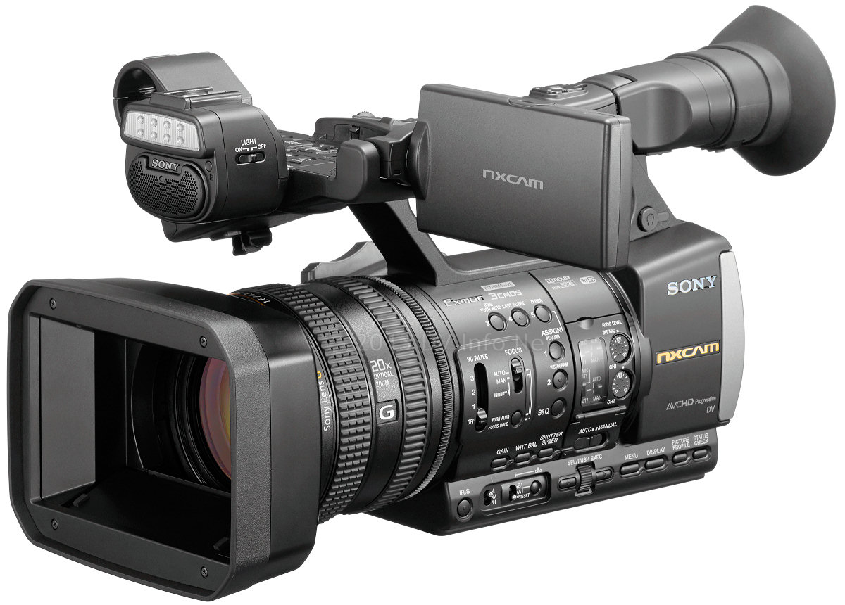 sony announces hxr nx3 professional hd camcorder rh dvinfo net Real Estate Buyers Guide Car Buyers Guide