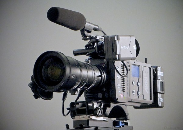 Arri Amira with Cabrio 19-90mm. Click any image for a larger version.