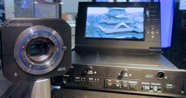 The 2-piece 4K mini camera.