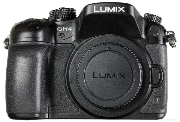 GH4 front view.