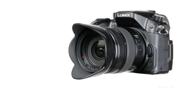 GH4 with Lumix 12-35mm f/2.8 (native MFT).