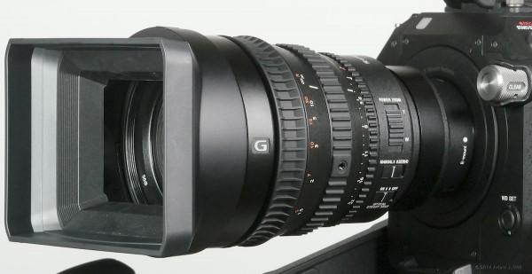 28-135mm lens