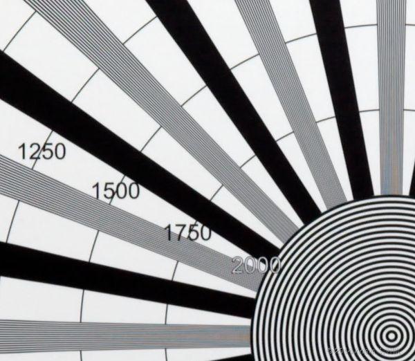 UHD image, 1:1 extract.