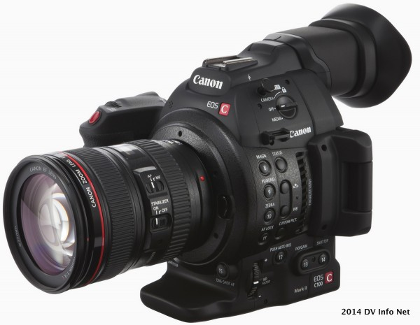 Canon Cinema EOS C100 Mark II at DV Info Net