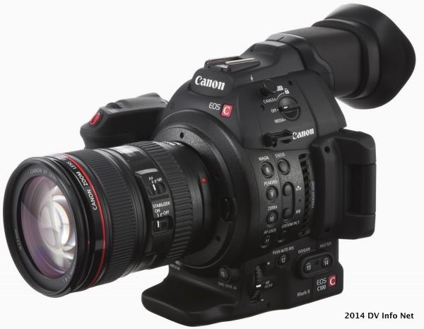 Canon Cinema EOS C100 Mark II at DV Info Net
