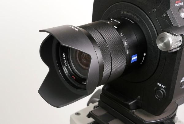 16-70mm f/4 at 16mm