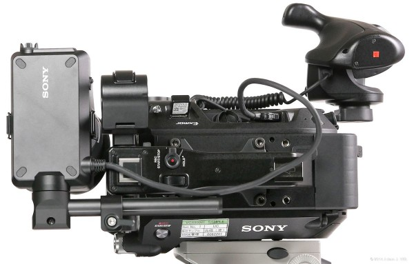 FS7 collapsed, top view