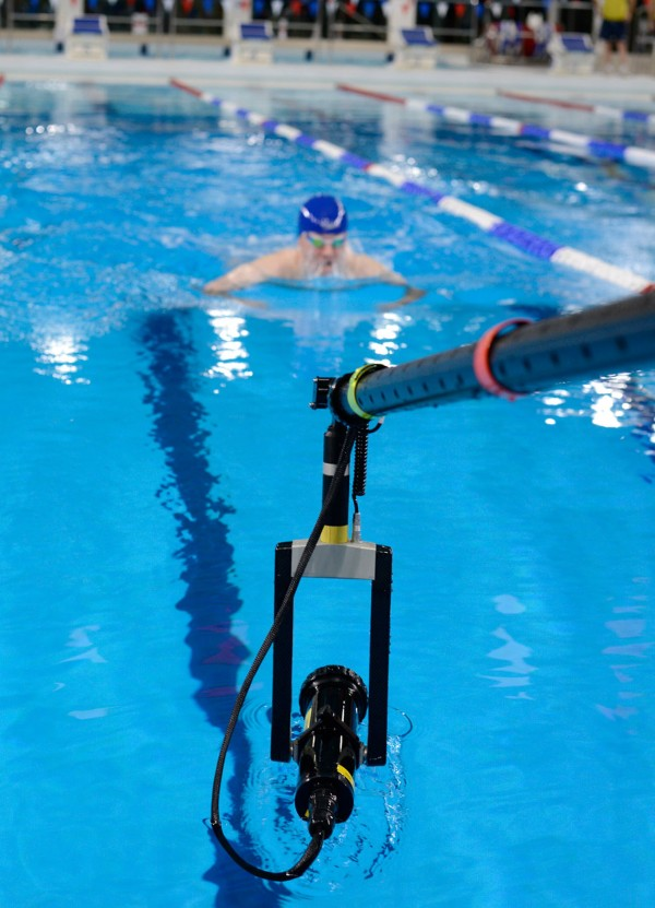 FishFace+-PICO shoots swimming