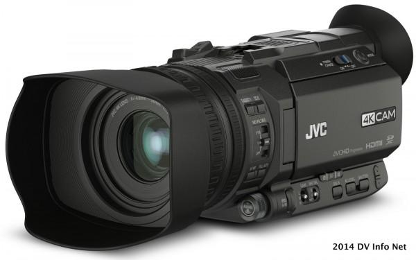 The JVC GY-HM170 at DV Info Net