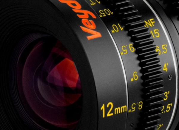 Veydra multicoated optics