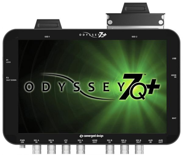 The Convergent Design Odyssey7Q+ at DV Info Net
