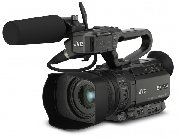JVC GY-HM200 at DV Info Net.