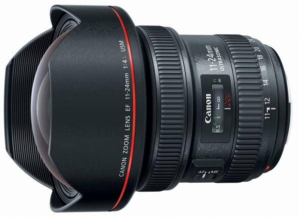 Canon EF 11-24mm f/4L USM Ultra Wide Zoom at DV Info Net