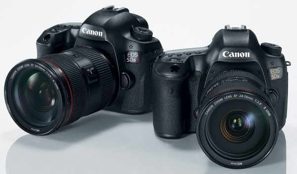 EOS 5Ds and 5DS R at DV Info Net