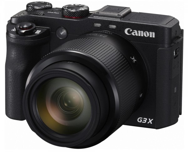 PowerShot G3 X at DV Info Net